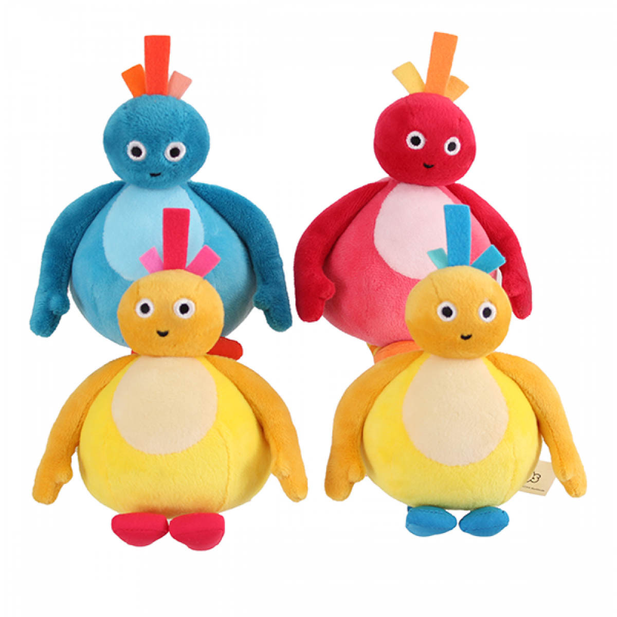 TWIRLYWOOS-CUDDLY-SOFT-TEXTURED-FABRIC-PLUSH-TOY-12cm-From-10-months-NEW thumbnail 4