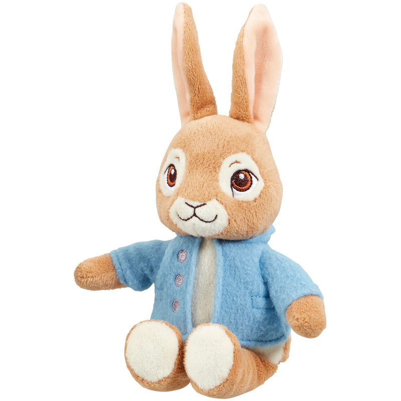 PETER-RABBIT-LILY-BENJAMIN-CHARACTERS-CUDDLY-SOFT-ANIMAL-PLUSH-TOY-18cm-NEW thumbnail 4